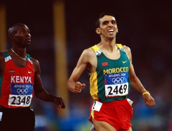 Hicham El Guerrouj inducted into IAAF Hall of Fame