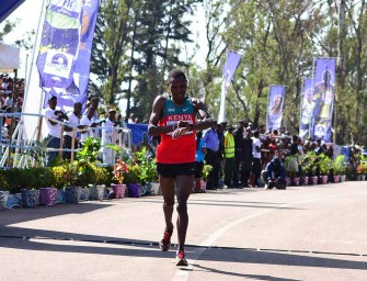 Kemboi and Yalew triumph at 10th Obudu mountain race