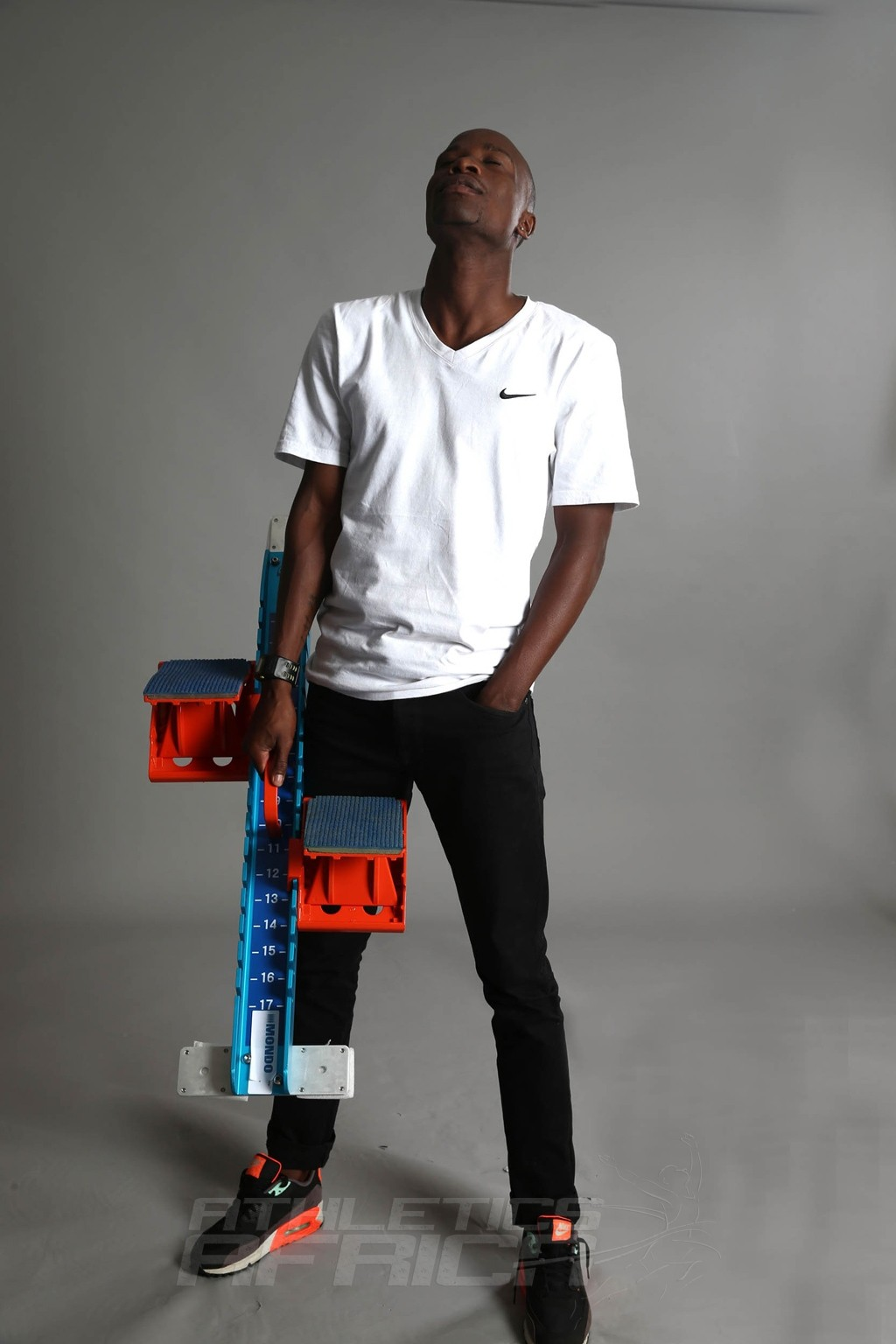 Nijel Amos (Botswana) / Photo credit: IAAF - Giancarlo Colombo