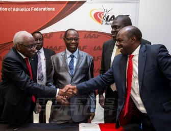 Kampala to host the 2017 IAAF World Cross Country