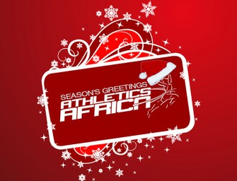 Happy Holidays from Team Athletics Africa