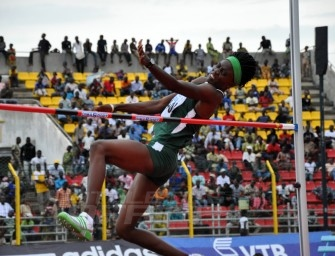 Doreen Amata seeks to retain her All-Africa Games title in 2015