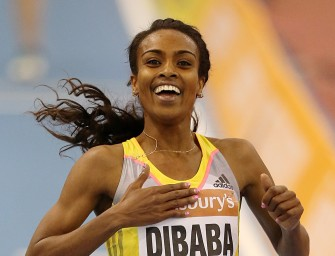 Dibaba set sights on world records in Oslo and Stockholm