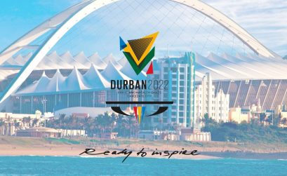 The 2022 Commonwealth Games is proposed to hold at the Moses Mabhida Stadium in Durban.