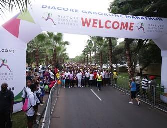 6,000 athletes set to run 2015 Diacore Gaborone Marathon