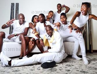 Nijel Amos celebrates 21st birthday in style