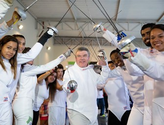 IOC President calls for sport to be included in UN SDGs