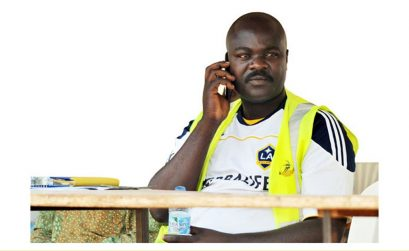 Peter Wemali was until recently the head coach of a police camp in eastern Uganda.