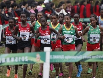 In Pictures: African athletes at Guiyang 2015