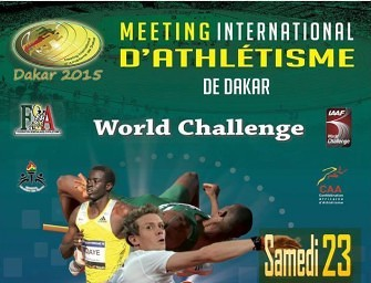 Results – IAAF World Challenge Dakar 2015