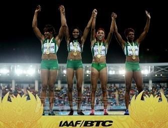 IAAF World Relays: Nigeria wins gold, Kenya silver on Day 1