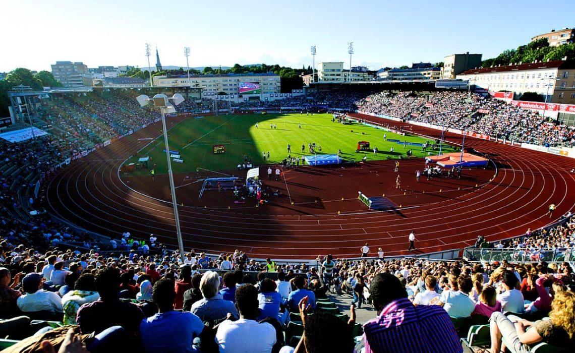 IAAF Diamond League Oslo 2015