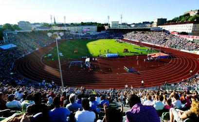 IAAF Diamond League Oslo 2015