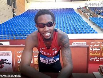 Carvin Nkanata proves Kenyans can also be sprinters