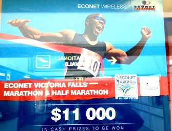 $11,000 on offer at 2015 Econet Victoria Falls Marathon