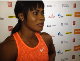 Road to Beijing 2015: Blessing Okagbare – Ighoteguonor