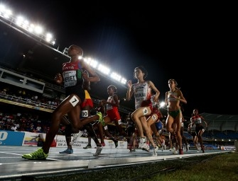 Rome and Bydgoszcz land 2016 IAAF World Athletics Series events