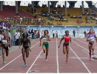 Ghanaian athletes shine at 2015 Warri Relays