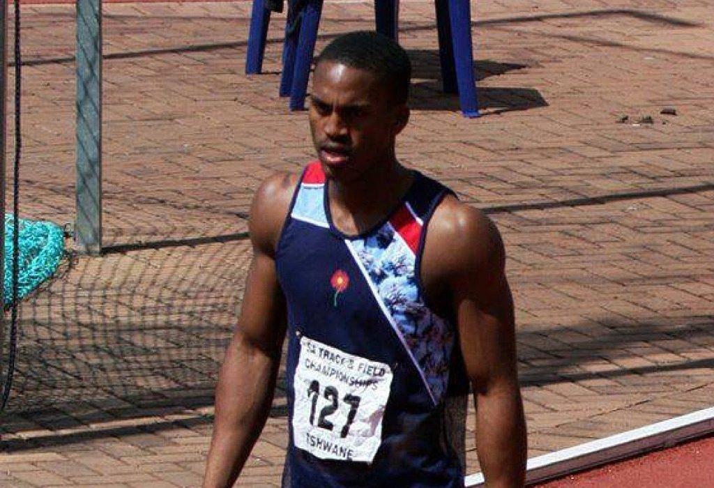 Henrico Bruintjies of South Africa