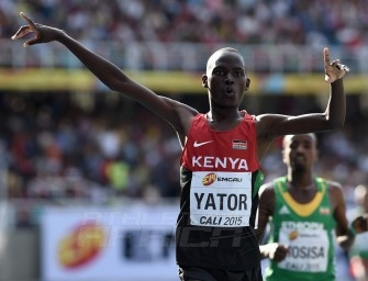 Cali 2015: Kimunyan leads African sweep of 3000m medals