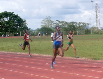 Ekevwo, Alphonsus shine at Nigerian junior Championships