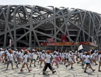 Beijing 2015 set for record participation with one week to go