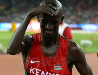 Beijing 2015: Kemboi leads Kenyan four to historic sweep