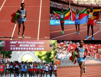 Beijing 2015 RECAP: Ghebreslassie hands Eritrea historic gold on Day 1 – Aug 22