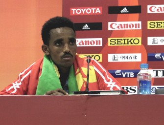 Beijing 2015: Ghebreslassie delivers first Eritrean gold