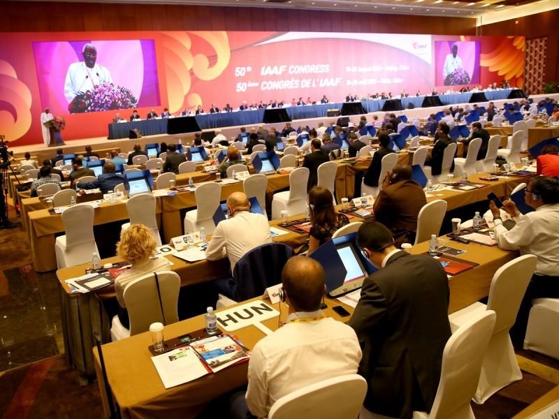 IAAF Congress 2015