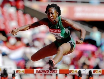 Beijing 2015: Osazuwa on course to break Nigerian record