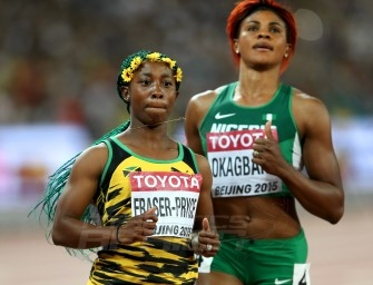 Beijing 2015: Okagbare misses out on a medal in women's 100m