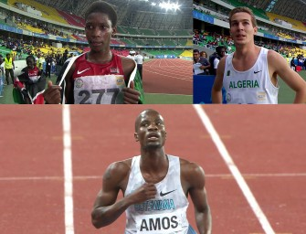 Aprot shatters 10000m Games record on Day 4 of African Games – Brazzaville 2015