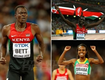 Beijing 2015 RECAP: Rudisha's redemption, Dibaba and Bett make history on Day 4 – Aug 25
