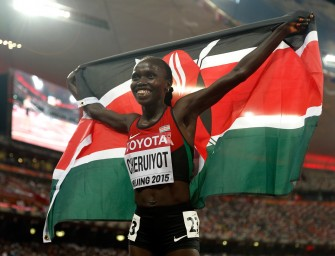 Beijing 2015 RECAP: Cheruiyot and Kemboi restore Kenya pride on Day 3 – Aug 24
