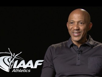 Fredericks named in IAAF Inspection Team of Russia Athletics