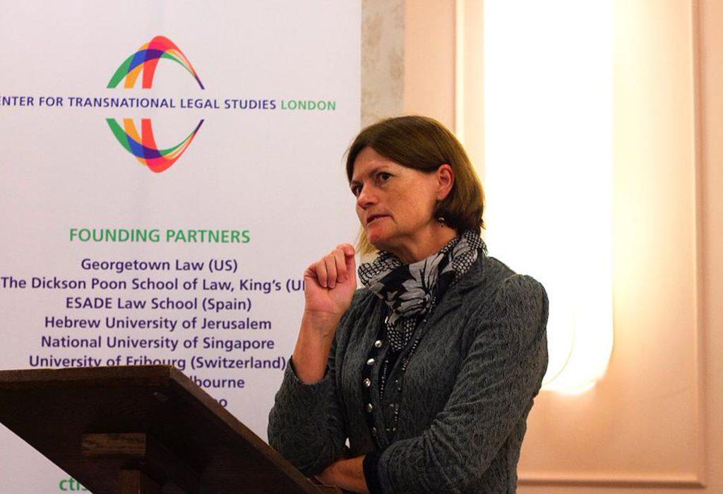 Justice Catherine O'Regan / South Africa