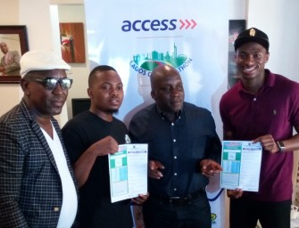 Ogunlewe, Olamide YBNL sign up for 2016 Access Bank Lagos City Marathon