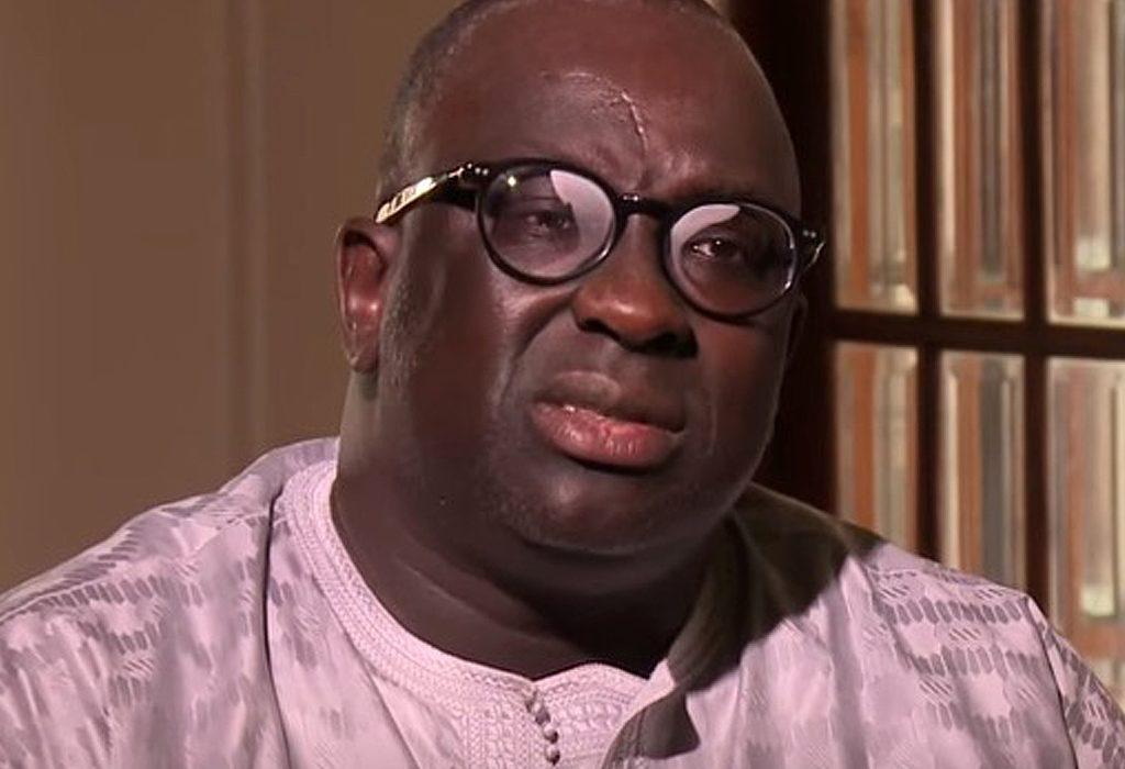 Senegalese Papa Massata Diack