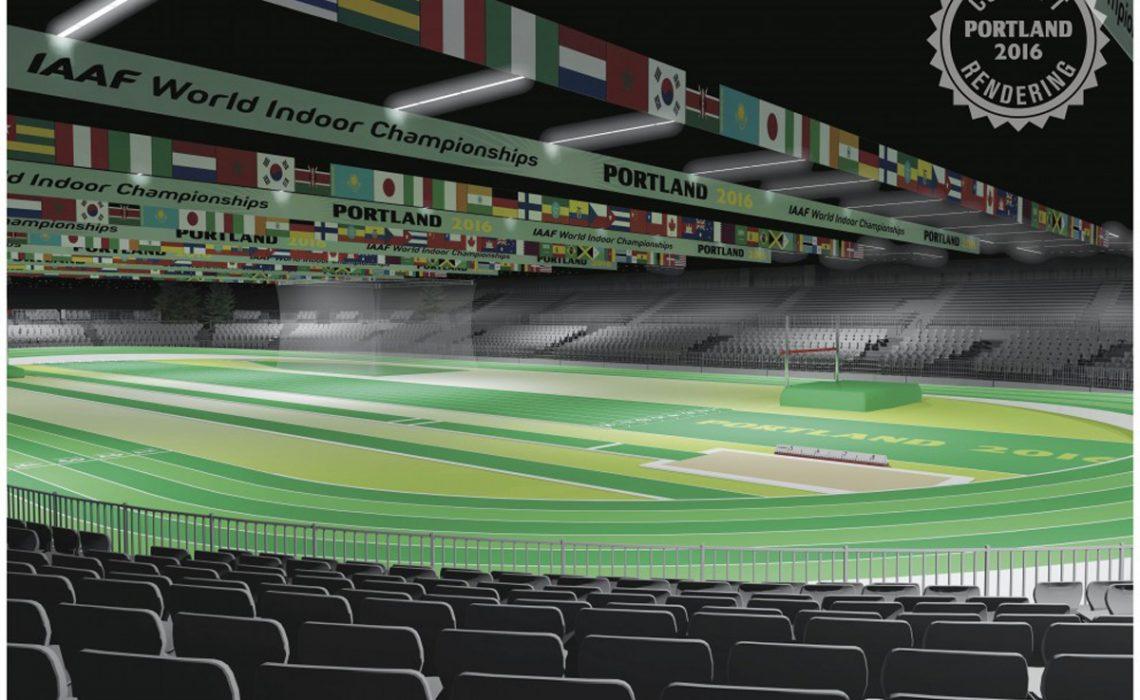 IAAF World Indoor Championships Portland 2016