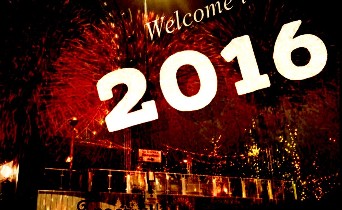 Welcome to 2016 - Happy Olympic New Year from Team AthleticsAfrica