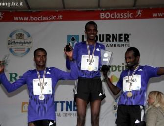 Ethiopians Tola and Gudeta dominate at BoClassic NYE race
