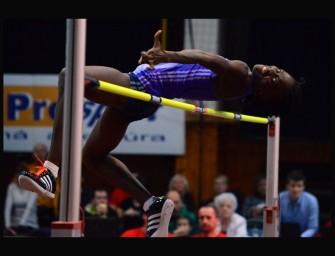 Amata sets Nigerian indoor record in Banska Bystrica