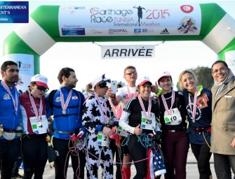 More 600 runners for 2nd Carthage Race International Marathon