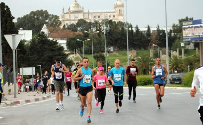 The 2nd edition of the Carthage International Marathon Race / Photos Credit: Christian Deleru