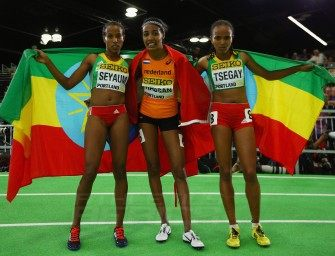 Gallery: Best of African moments at Portland 2016