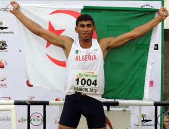 Algerian Bourrada gets IAAF invitation to Portland 2016