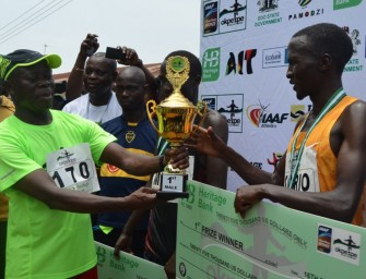 Okpekpe 10km Road Race seals timing deal with MYLAPS