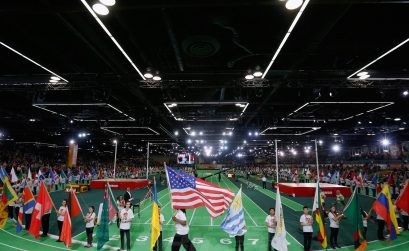 IAAF World Indoor Championships - Portland 2016 at the Oregon Convention Centre in Portland, Oregon – March 17 2016 / Getty Images for the IAAF