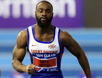 IAAF clears Sean Safo-Antwi to compete for Ghana